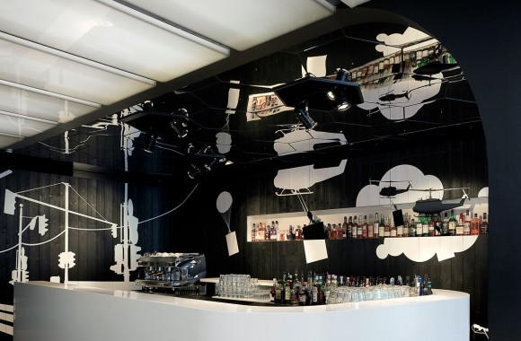 T-O12 Club/Bar / Gastronomie & Hotels