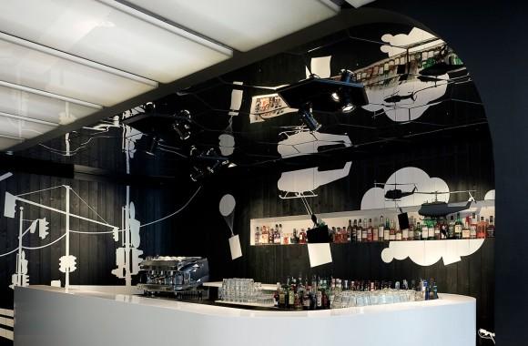 T-O12 Club/Bar / Hospitality