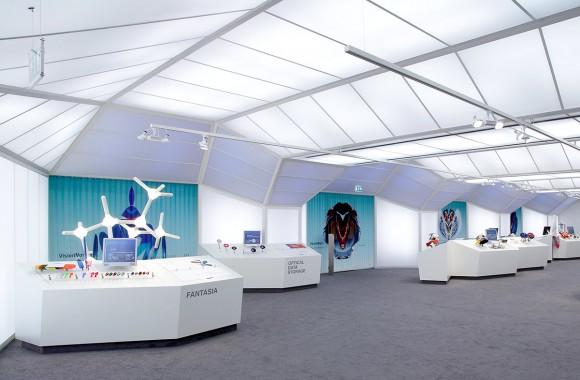 Technikomm Bayer MaterialScience / Messen & Ausstellungen