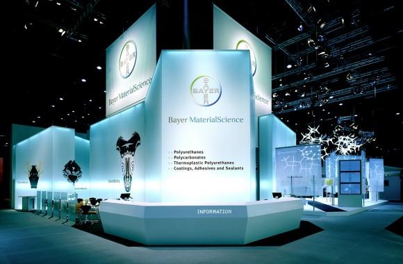 Bayer MaterialScience AG – Kunststoffmesse 2004 / Messen & Ausstellungen
