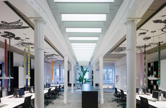 Studio Ippolito Fleitz Group / Workspace