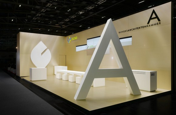 BAK / DGNB – Exporeal 2009 / Fair Stand & Exhibition