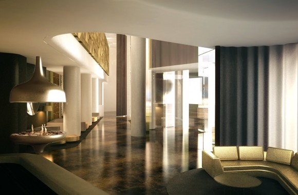 Five Star Hotel Berlin / Gastronomie & Hotels