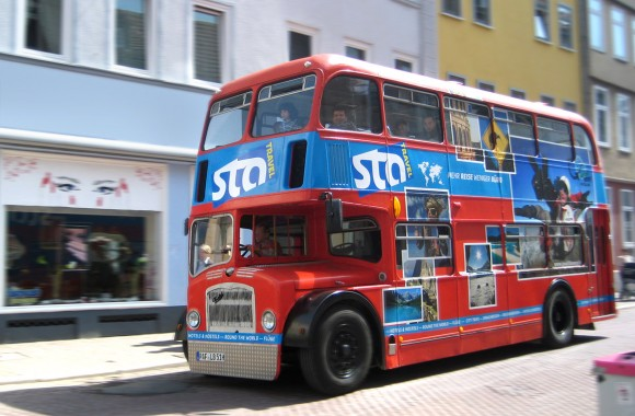 STA Travel / Print & Editorial