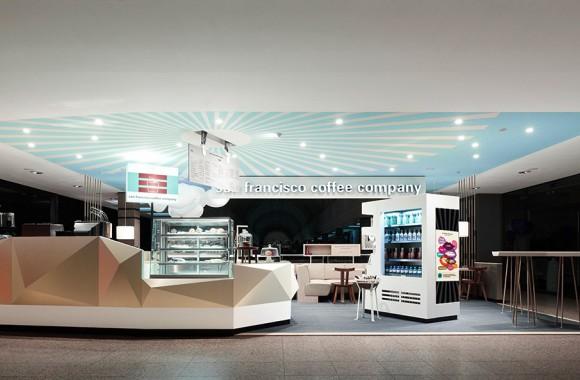 San Francisco Coffee Company / Hospitality