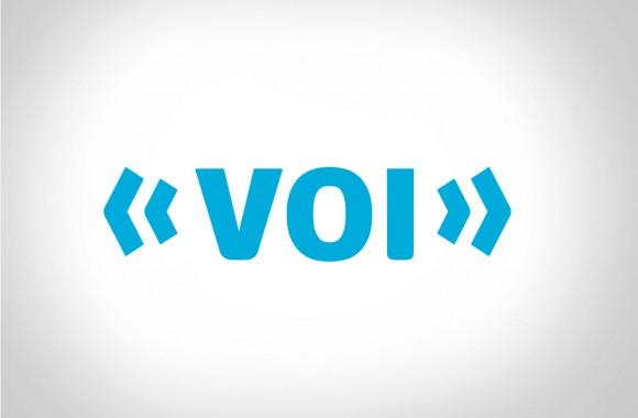 VOI – voice of information / Brand & Identity