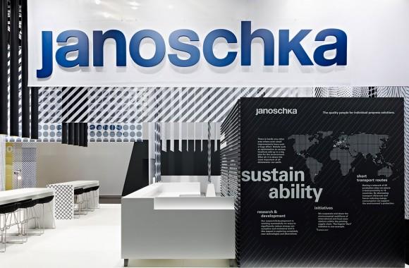 Janoschka – drupa 2012 / Fair Stand & Exhibition