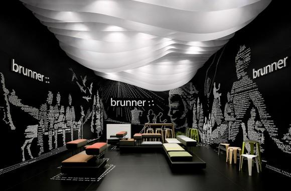Brunner – Salone Milano 2012 / Fair Stand & Exhibition