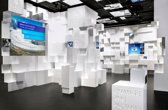 Zurich Versicherung – UmweltArena / Fair Stand & Exhibition
