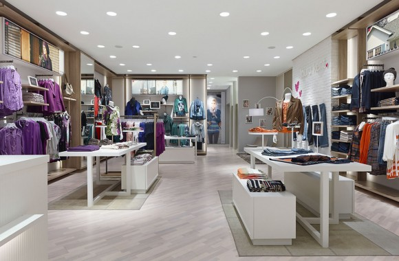 Laura Kent Store Frankfurt, Frankfurt. A project by Ippolito Fleitz Group – Identity Architects.