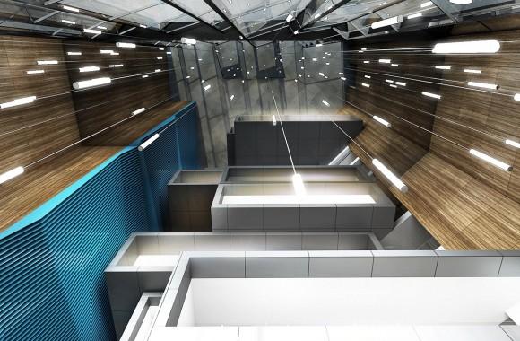 Merton Areal / Workspace