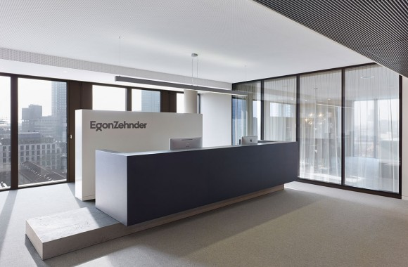 Egon Zehnder International Frankfurt / Workspace