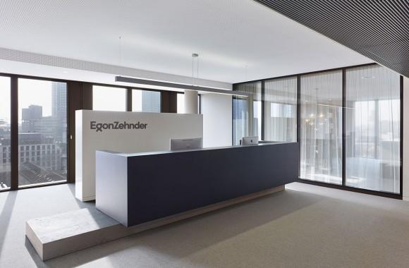 Egon Zehnder International Frankfurt / Workspace