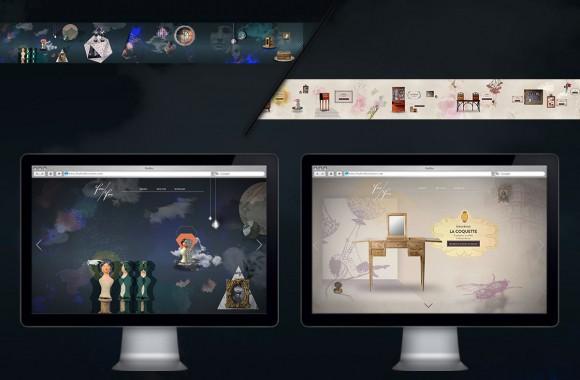 foufoufurniture / Website & Interactive Media