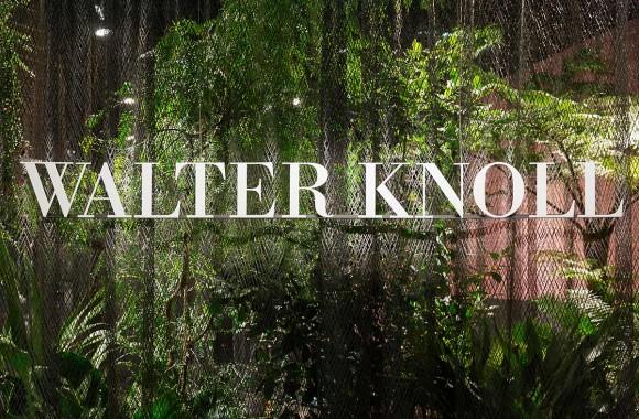 WALTER KNOLL – Orgatec 2014 / Fair Stand & Exhibition