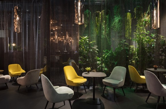 Walter Knoll – IMM 2018, Cologne. A project by Ippolito Fleitz Group – Identity Architects.