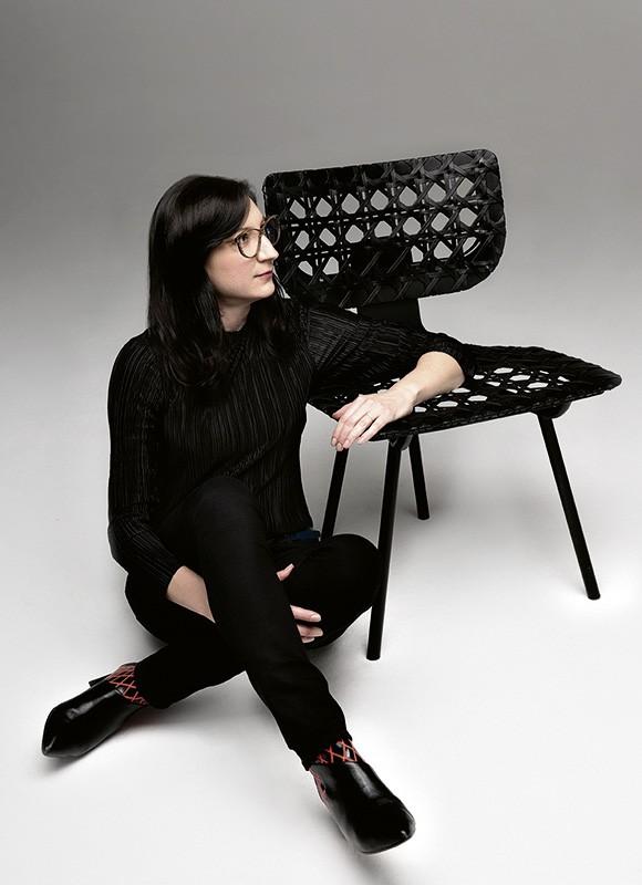 Tilla Goldbergy by Monica Menez