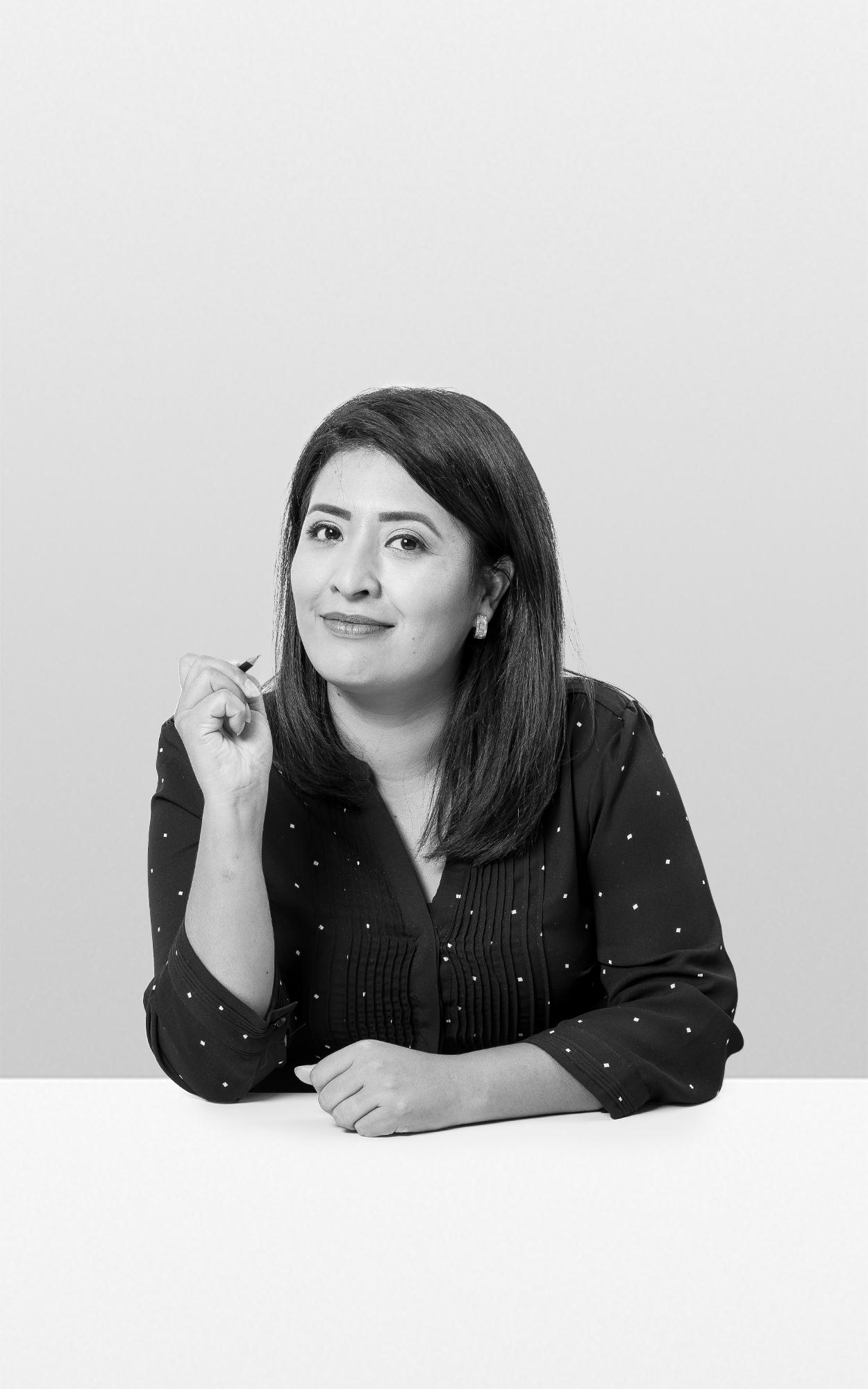 Lucia Aurora  Valdés de Halder