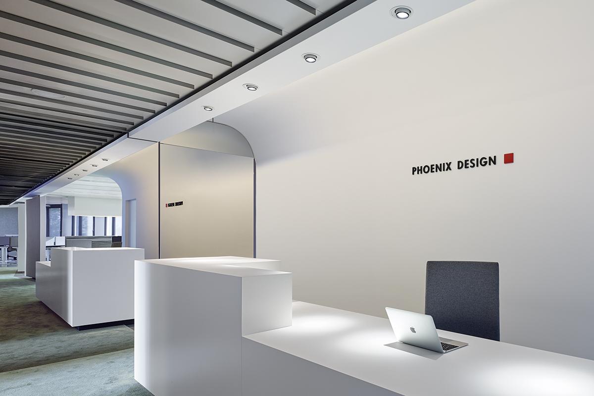 Phoenix Design München, München. Ein Projekt von Ippolito Fleitz Group – Identity Architects, Storytelling.