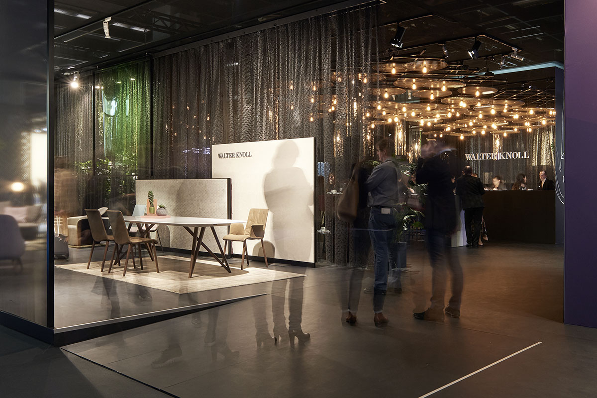 Walter Knoll – IMM 2017, Cologne. A project by Ippolito Fleitz Group – Identity Architects, Surfaces.
