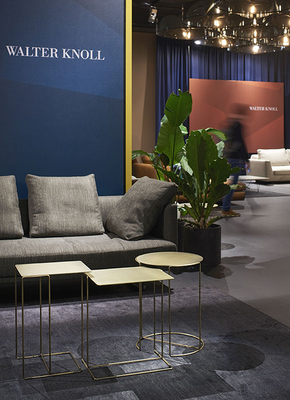 Walter Knoll – IMM 2017, Cologne. A project by Ippolito Fleitz Group – Identity Architects, Ceilings.
