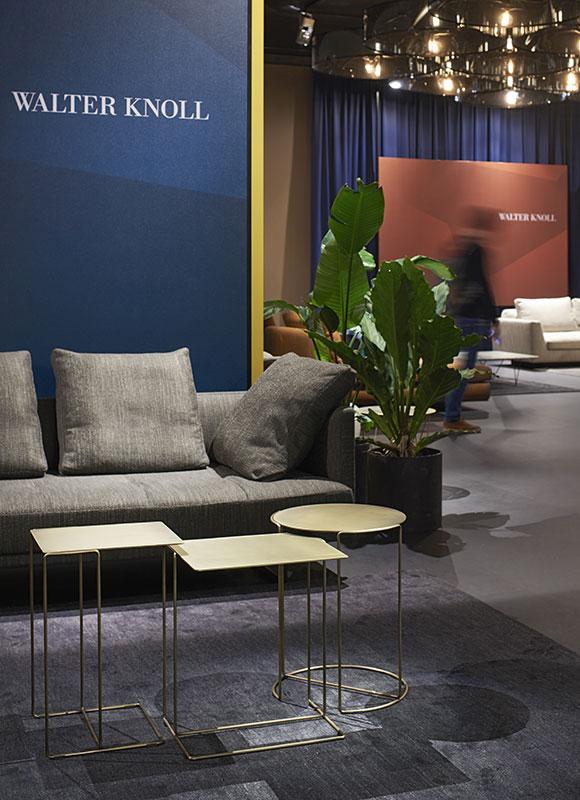 walter knoll imm 2017 ippolito fleitz group. Black Bedroom Furniture Sets. Home Design Ideas