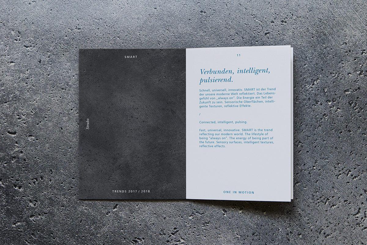 Surteco – interzum 2017. A project by Ippolito Fleitz Group – Identity Architects, Storytelling.