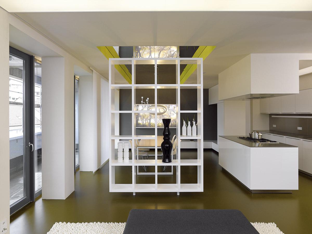 Arbeitszimmer gestaltungsmöglichkeiten  Quant 10« — Ippolito Fleitz Group