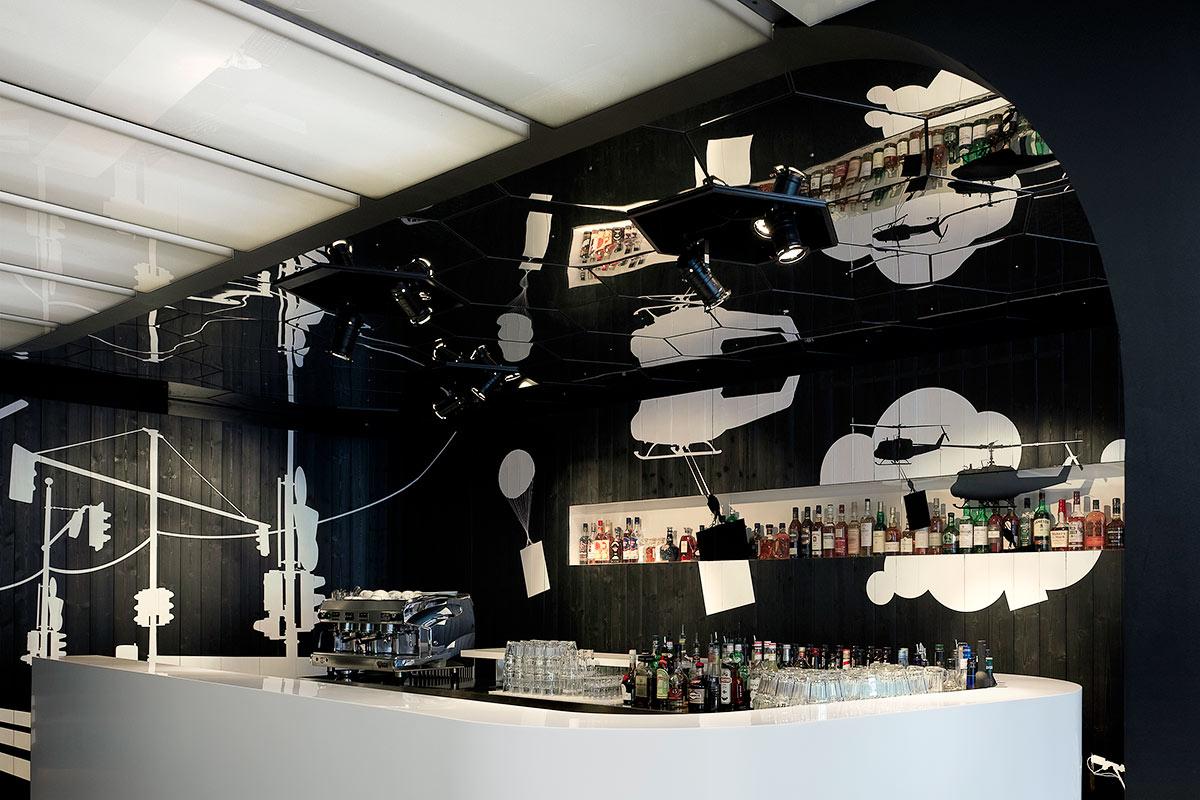 »T-O12 Club/Bar« — Ippolito Fleitz Group