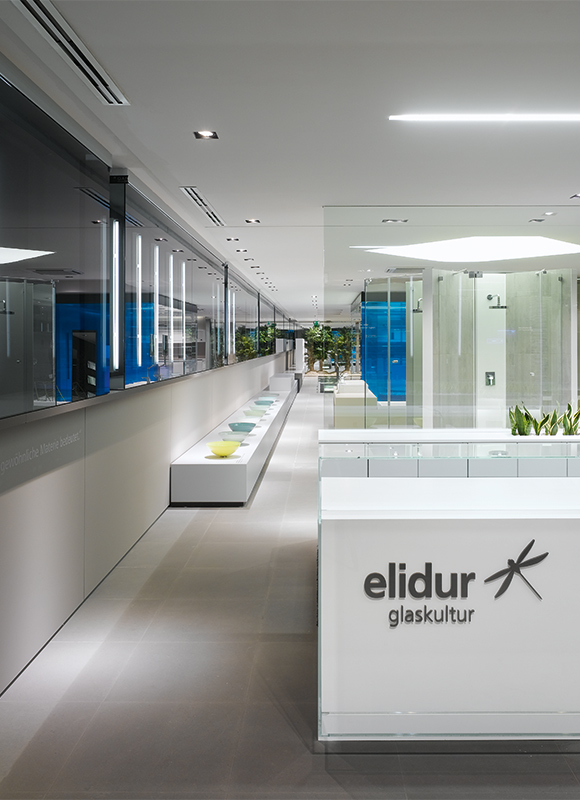elidur, Dillingen. A project by Ippolito Fleitz Group – Identity Architects.