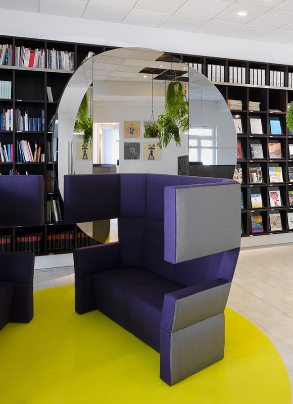 lounger ippolito fleitz group. Black Bedroom Furniture Sets. Home Design Ideas