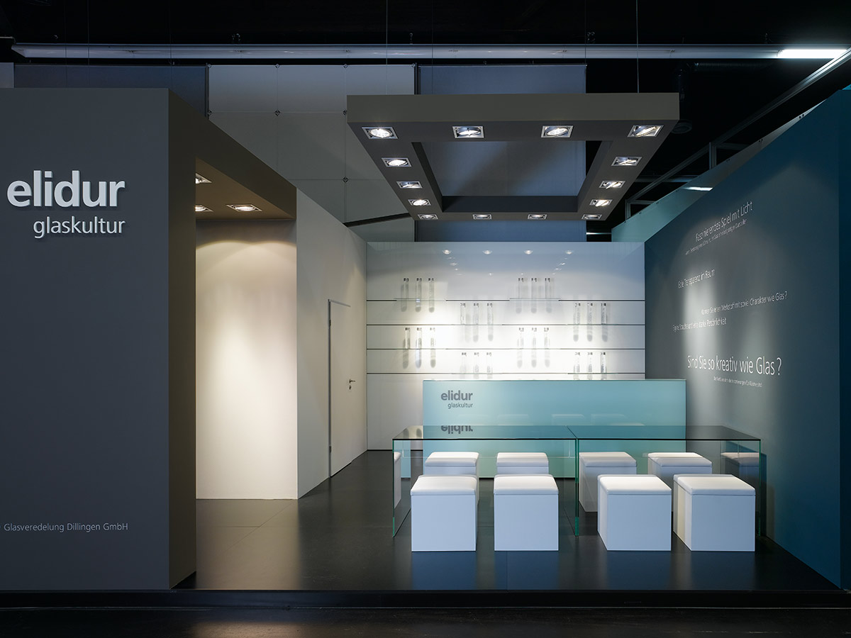 elidur – IFH 2008, Nuremberg. A project by Ippolito Fleitz Group – Identity Architects.