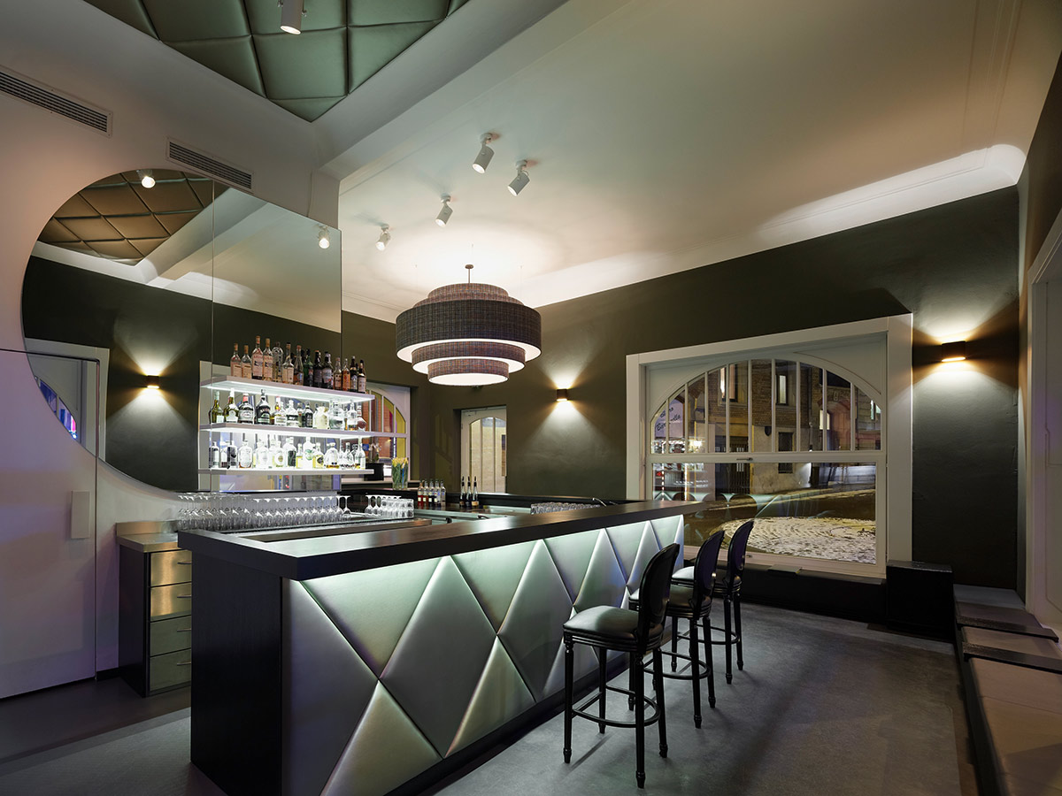 Bar FouFou« — Ippolito Fleitz Group