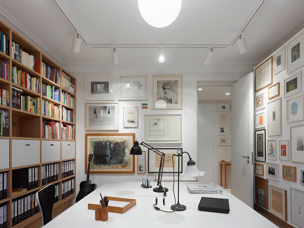 apartment fs ippolito fleitz group. Black Bedroom Furniture Sets. Home Design Ideas