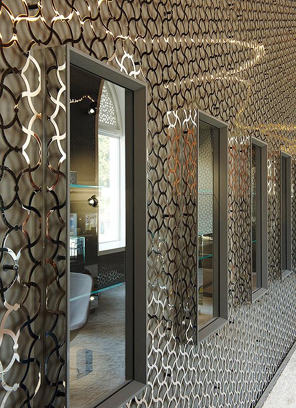 Belfry Tashkent, Tashkent. A project by Ippolito Fleitz Group – Identity Architects.