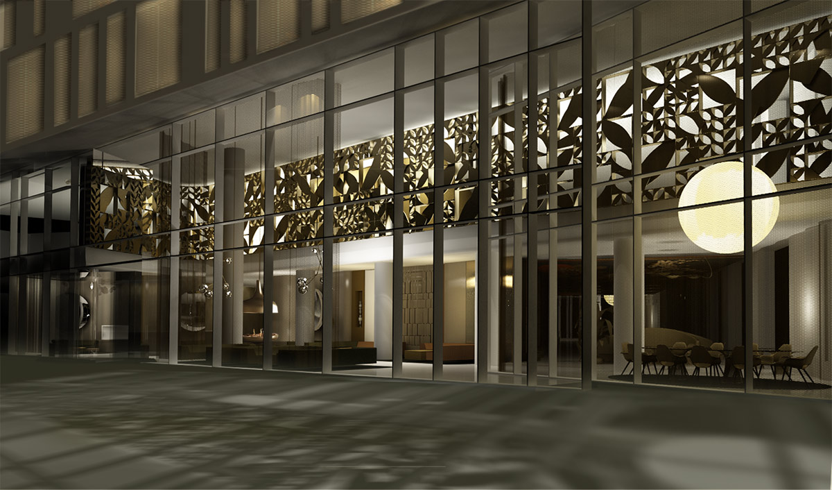 Five Star Hotel Berlin Ippolito Fleitz Group