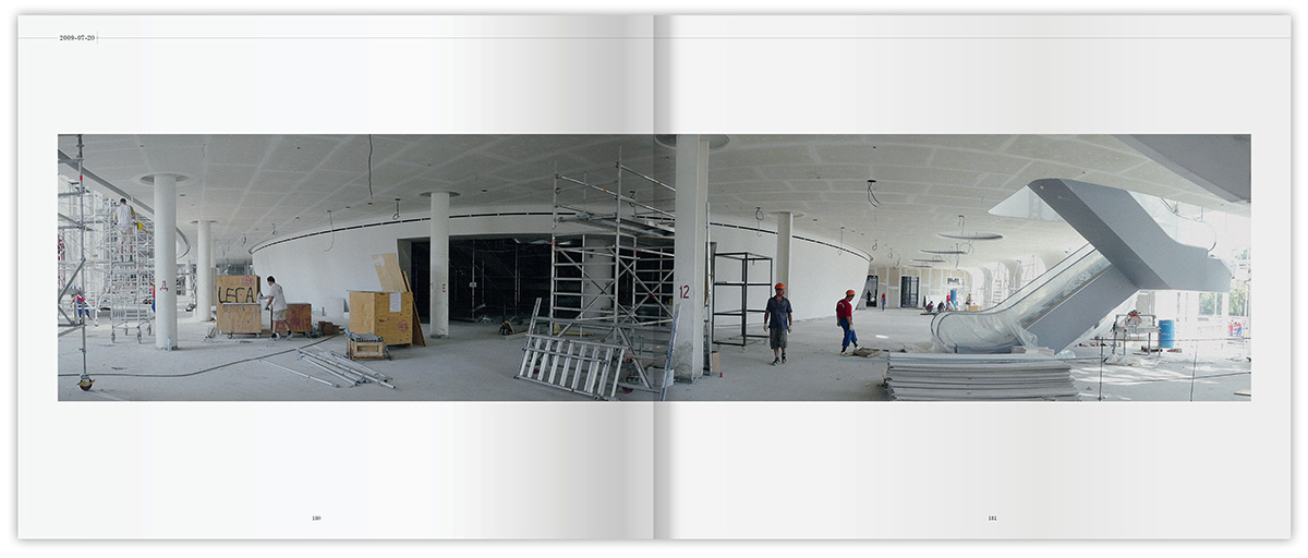 Book »Palace of International Forums Uzbekistan«, Stuttgart. A project by Ippolito Fleitz Group – Identity Architects.
