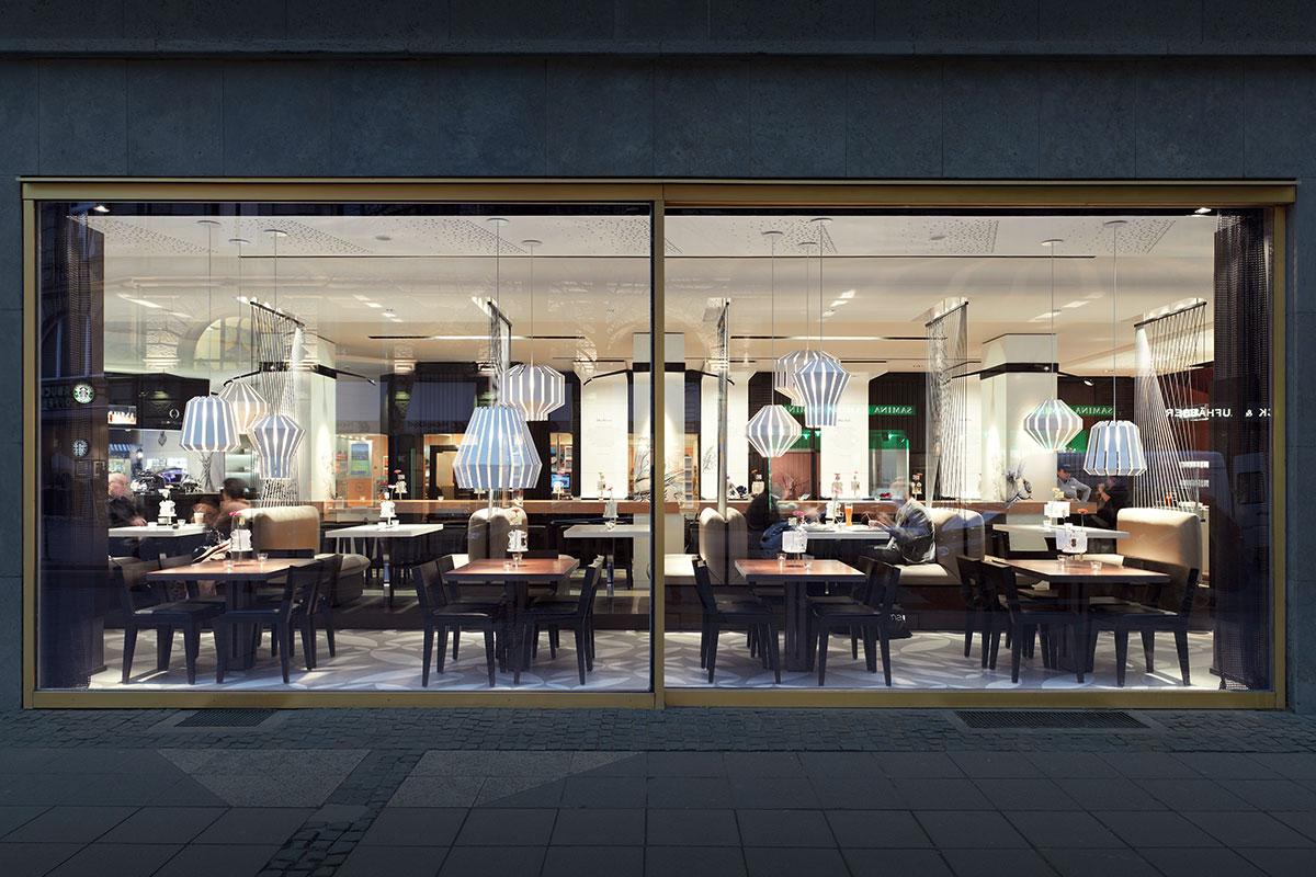 Holyfields, Frankfurt. A project by Ippolito Fleitz Group – Identity Architects.