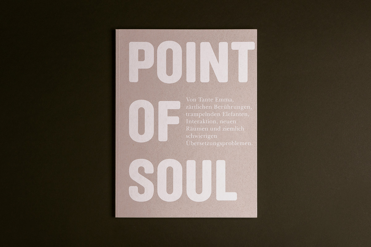 Point of Soul, Stuttgart. A project by Ippolito Fleitz Group – Identity Architects.