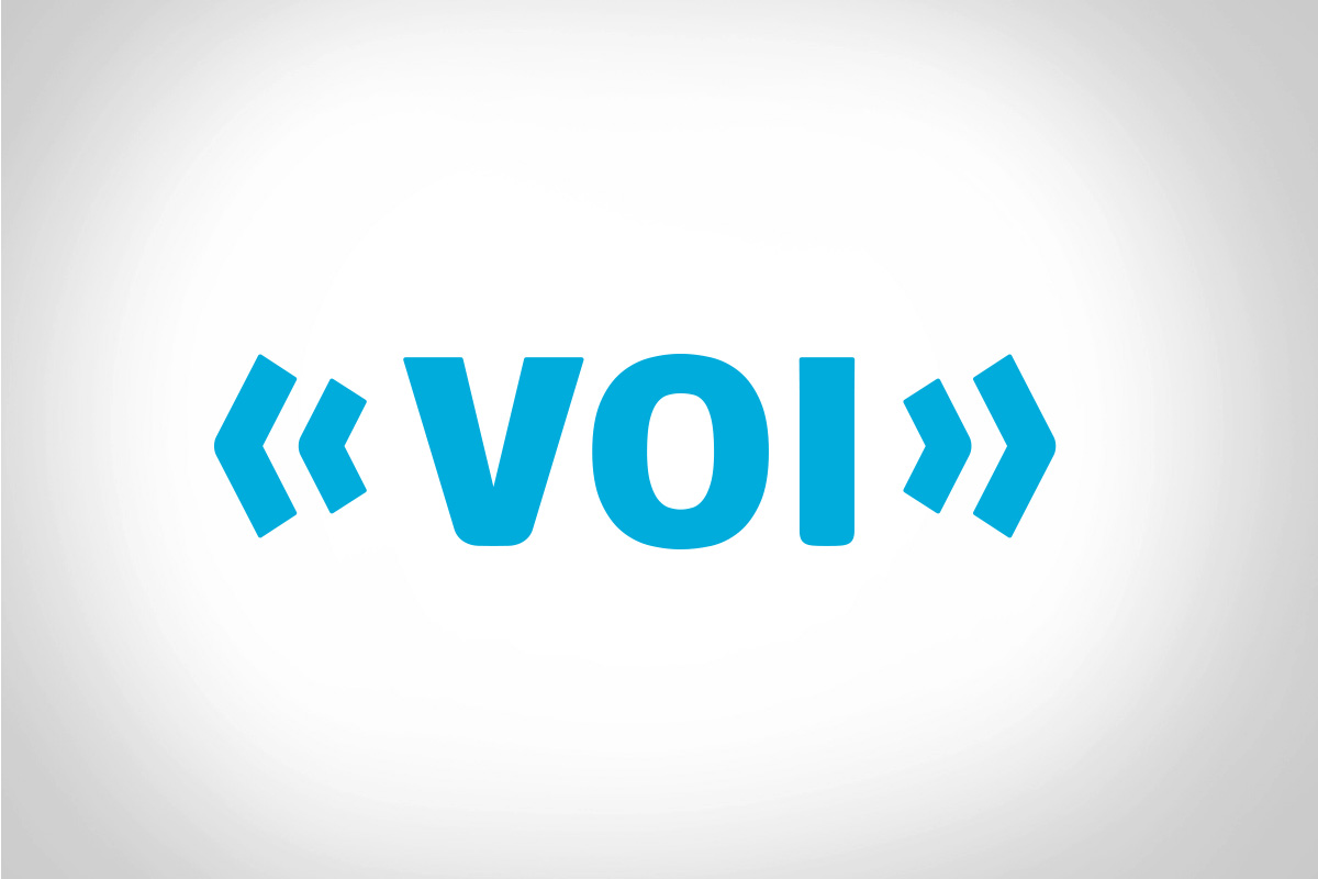 VOI – voice of information, Bonn. A project by Ippolito Fleitz Group – Identity Architects.