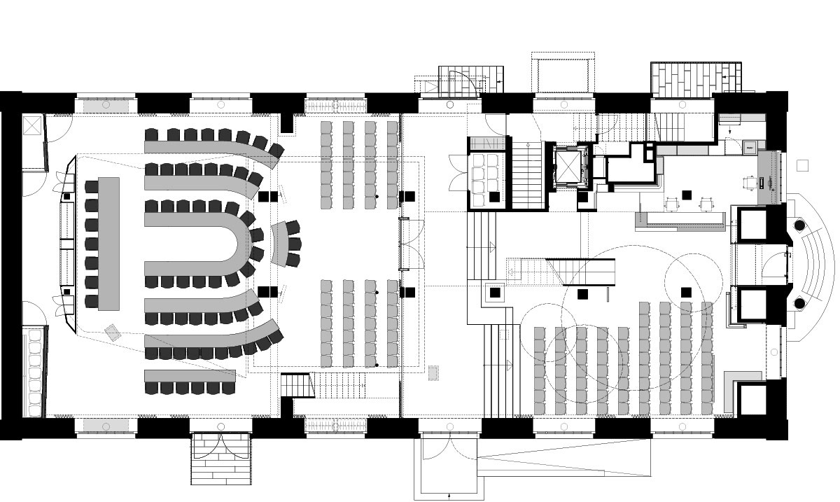 Schorndorf town hall ippolito fleitz group for Home plan architect