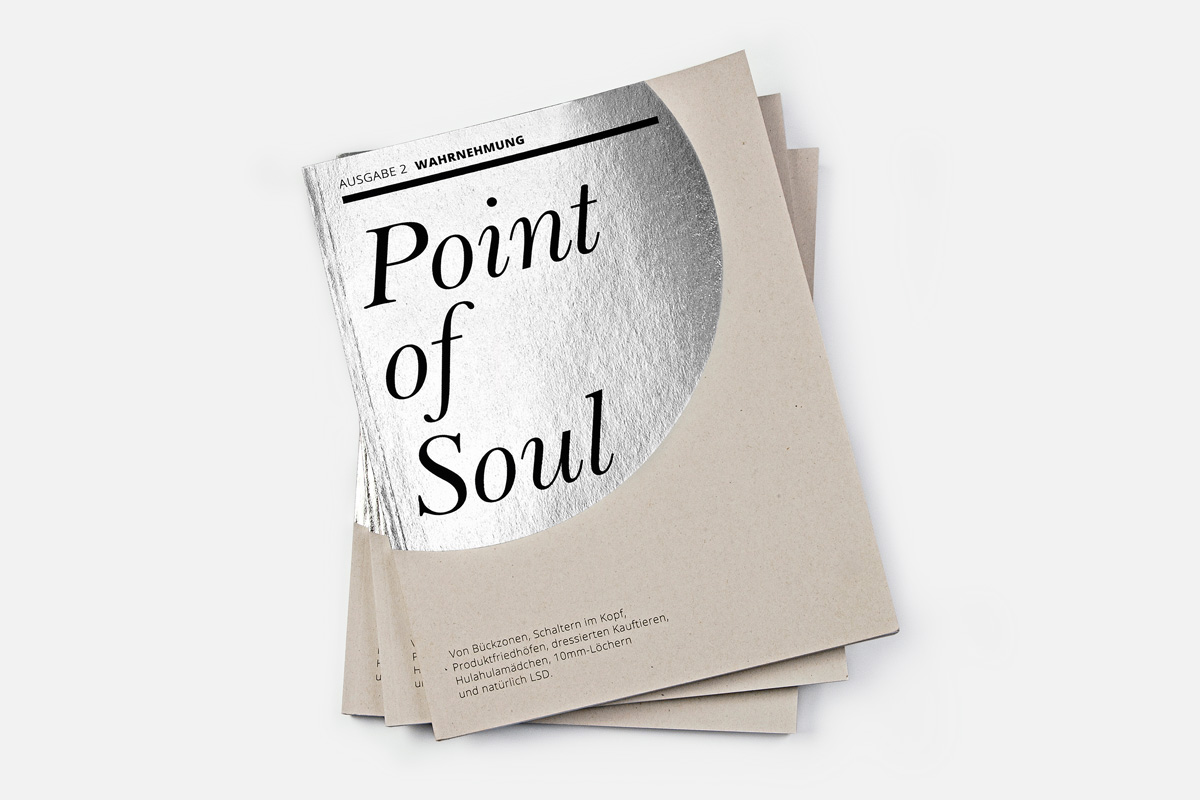 Point of Soul 2, Zurich. A project by Ippolito Fleitz Group – Identity Architects.