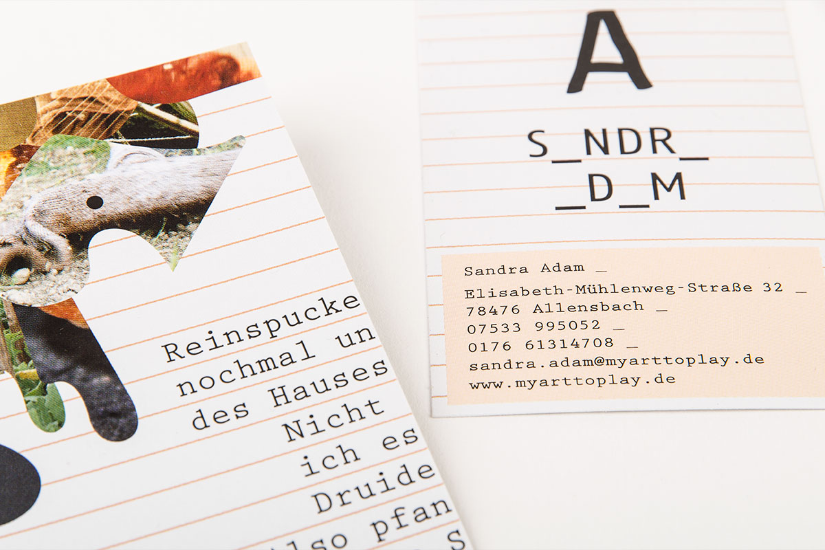 Sandra Adam, Allensbach. A project by Ippolito Fleitz Group – Identity Architects.