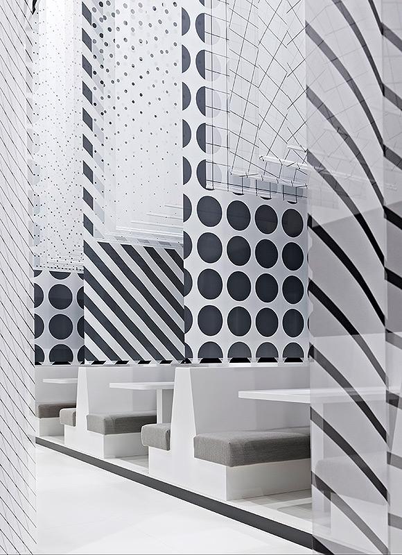 Janoschka – drupa 2012, Duesseldorf. A project by Ippolito Fleitz Group – Identity Architects, Seating.