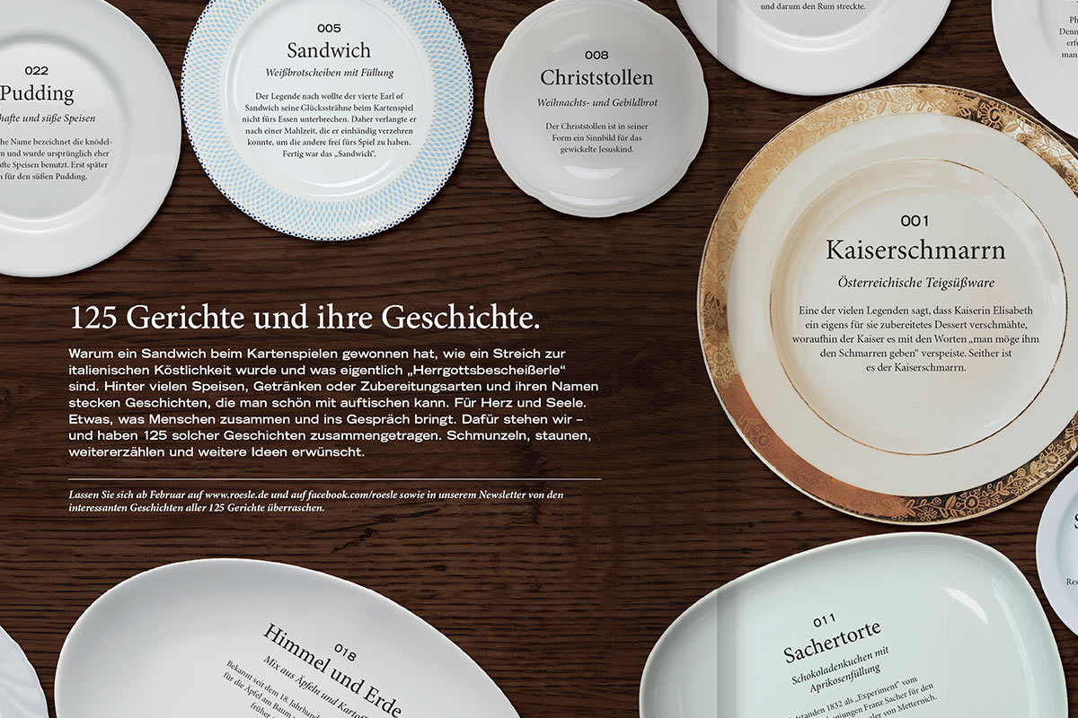 Rösle – 125 Years Jubilee, Marktoberdorf. A project by Ippolito Fleitz Group – Identity Architects.