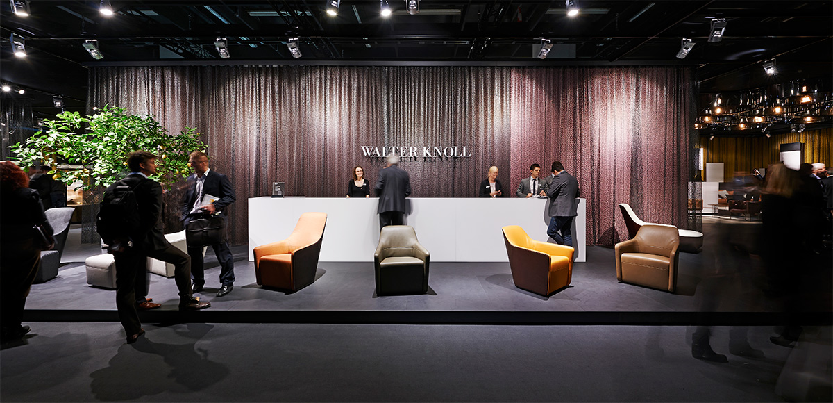 WALTER KNOLL imm cologne 14« — Ippolito Fleitz Group
