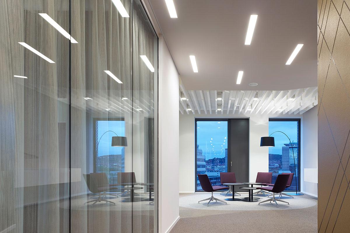 Rödl & Partner Stuttgart, Stuttgart. Ein Projekt von Ippolito Fleitz Group – Identity Architects, Storytelling.