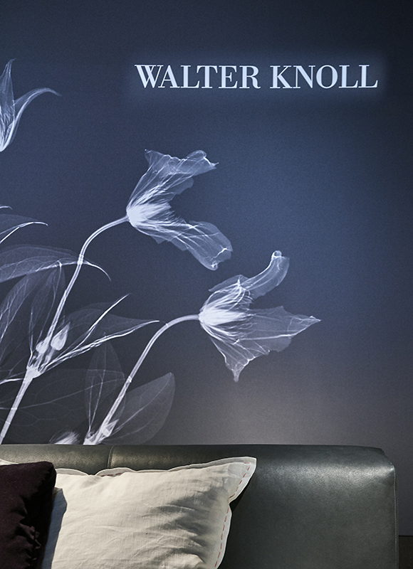 Walter Knoll – IMM 2018, Cologne. A project by Ippolito Fleitz Group – Identity Architects, Nature.